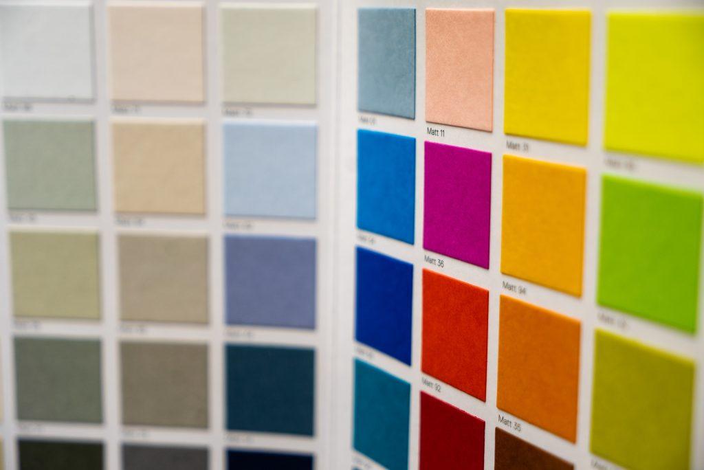 choosing brand colours